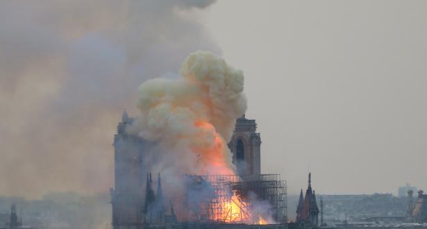 Reconstruction de Notre-Dame: 840 millions d'euros de dons collectés