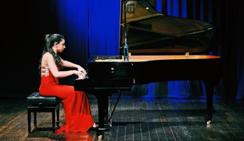 La jeune marocaine Nour Ayadi remporte à Paris le grand Prix Cortot 2019 attribué pour la première fois à une femme