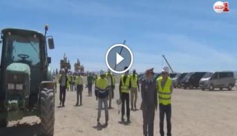 فيديو .. إشادة دولية بمشروع نور 2 للطاقة الشمسية