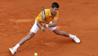 Tennis: Djokovic va jouer Cincinnati et l'US Open