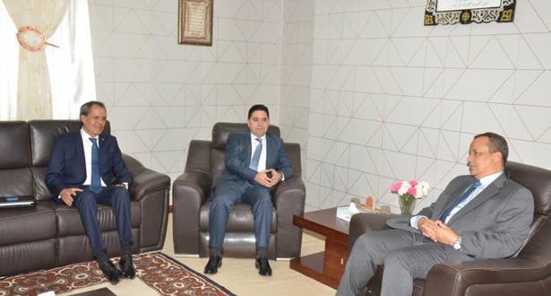 Nouakchott: entretiens maroco-mauritaniens sur les moyens de renforcer la coopération bilatérale