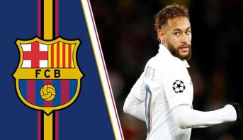 نيمار يعود لشد الحبل مع برشلونة
