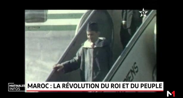 Maroc: la révolution du Roi et du Peuple