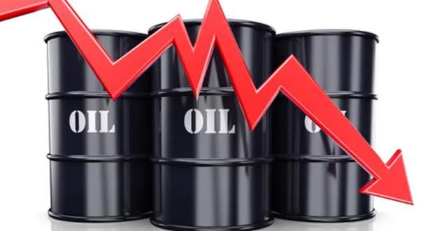 انخفاض أسعار النفط بفعل المخاوف المرتبطة بالنمو العالمي