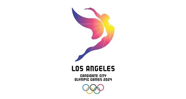 الكشف عن شعار أولمبياد لوس أنجليس 2028