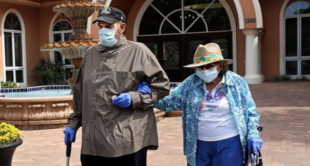 نصائح لحماية المسنين من فيروس كورونا
