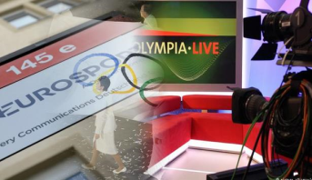 التليفزيون الألماني لن يستطيع النقل المباشر لمنافسات الألعاب الأولمبية برسم 2018 و2024