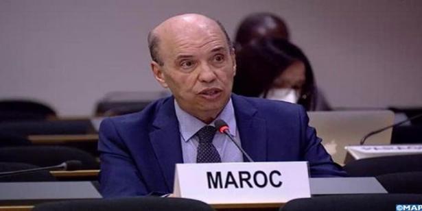 El Guerguarat: l'ambassadeur du Maroc à Genève recadre la délégation de la Namibie