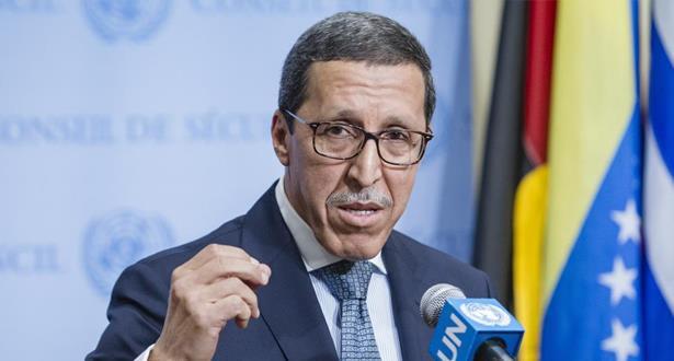 لجنة ال24.. السفير هلال يدين التجنيد العسكري للأطفال في مخيمات تندوف بالجزائر