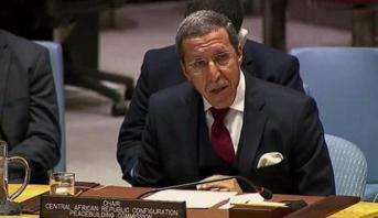 الأمم المتحدة .. السفير عمر هلال يطلع مجلس الأمن على فحوى زيارته إلى بانغي