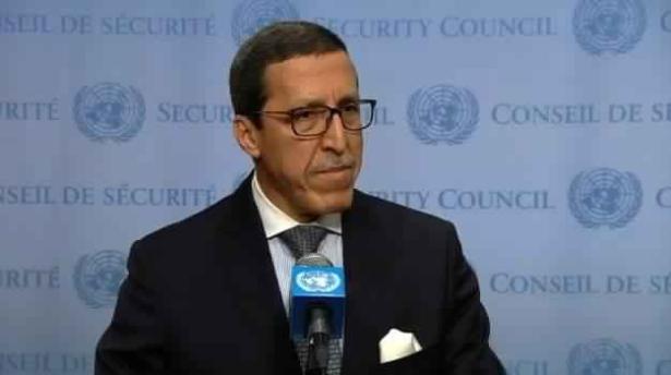 هلال : قضية الصحراء المغربية هي قضية وحدة ترابية وليست تصفية استعمار
