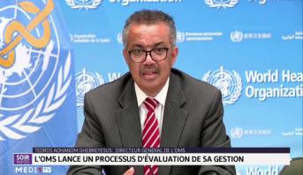 Pandémie: l'OMS lance un processus d'évaluation de sa gestion