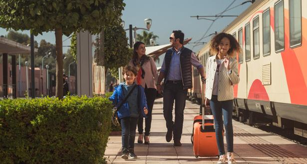 """ONCF"": نقل ما يفوق مليوني مسافر خلال العطلة المدرسية الأخيرة"