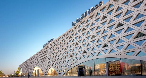 محطة القطار الجديدة بالقنيطرة تحصل على جائزة (فرساي) العالمية