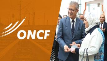 """""""ONCF"""" يحتفي بالمسافرة رقم مليون على متن """"البراق"""""""