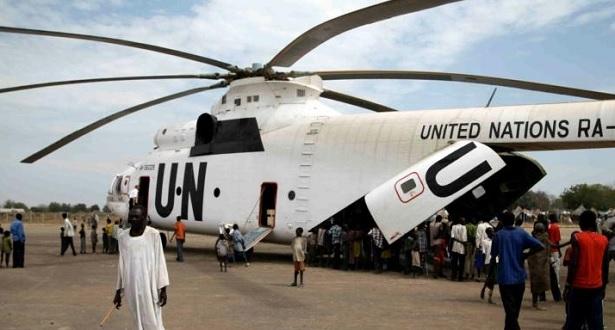 Crash d'un hélicoptère de l'ONU au Soudan du Sud
