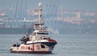 L'Espagne prête à accueillir un groupe des migrants de l'Open Arms