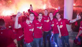 Championnat d'Espagne: Osasuna promue en 1ere division