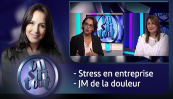 On s'dit tout > Stress en entreprise & Journée mondiale de la douleur