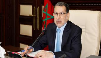Coronavirus: Saad Dine El Otmani réitère la détermination du gouvernement à prendre toutes les mesures pour protéger les citoyens