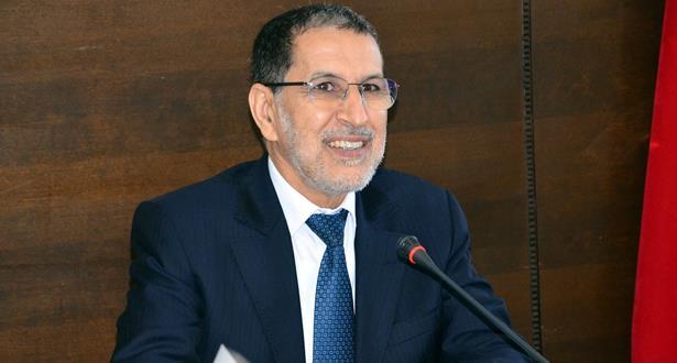 العثماني يؤكد العزم على إنجاح الاستراتيجية الوطنية للتنمية المستدامة