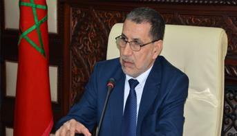 El Othmani représente le Roi Mohammed VI à l'investiture du Président malien