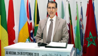 العثماني يؤكد على أهمية تعزيز التعاون بين القطاعات لمواجهة التحديات الطرق