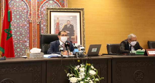 """العثماني: قرار منع التنقل من وإلى ثمان مدن ليلة الأحد الماضي كان """"صعبا وحاسما"""""""