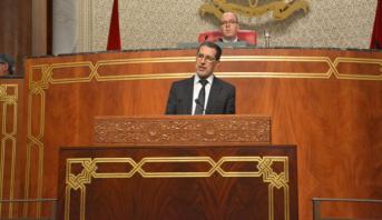 جلسة عمومية لمجلس المستشارين لتقديم أجوبة رئيس الحكومة عن الأسئلة المتعلقة بالسياسة العامة