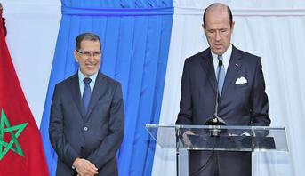 المغرب - فرنسا: العثماني يؤكد الطابع الاستثنائي والمتفرد للعلاقات الثنائية