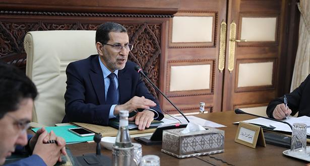 El Otmani salue l'initiative royale envers la Mosquée Al Aqsa