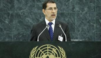 العثماني يترأس الوفد المغربي المشارك في أشغال الجمعية العامة للأمم المتحدة
