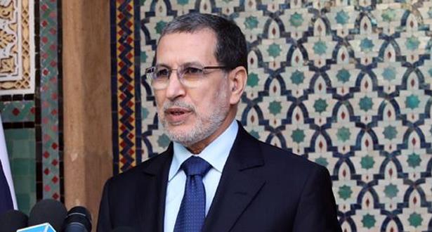 العثماني : الحكومة في صيغتها الجديدة تمتثل لمعايير النجاعة والكفاءة