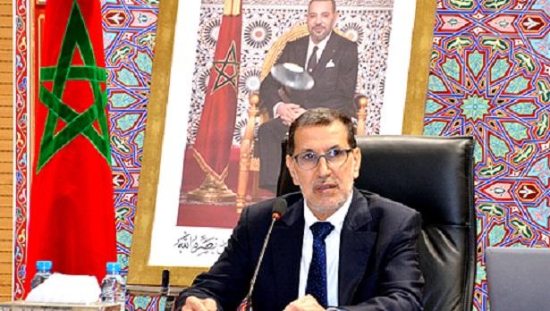El Otmani représente le Roi Mohammed VI au premier Sommet Russie-Afrique