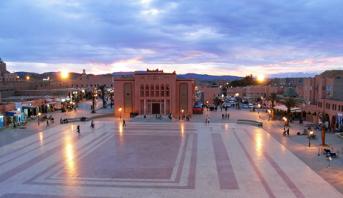 Province d'Ouarzazate : assouplissement des mesures de restriction