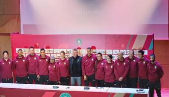 أوشن يعلن أسماء مدربي المنتخبات الوطنية في ندوة صحافية