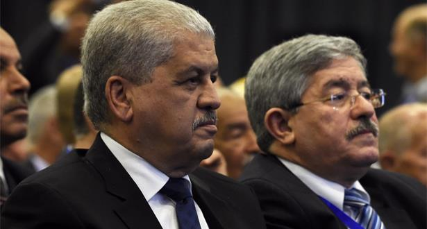 القضاء الجزائري يقضي بحبس سلال وأويحيى خمس وست سنوات لإدانتهما بالفساد