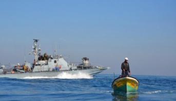 إصابة صياد فلسطيني برصاص بحرية الاحتلال قبالة سواحل غزة