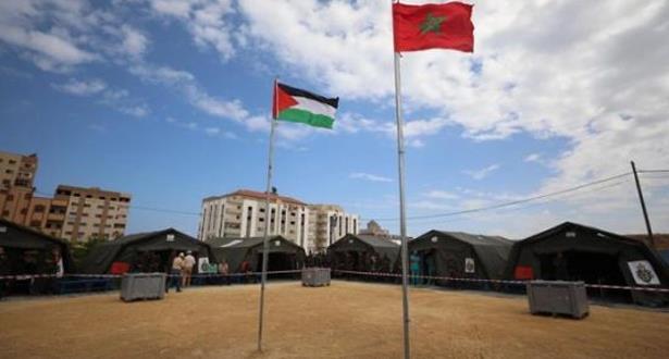 أزيد من 39 ألف فلسطيني استفادوا من الخدمات الطبية بالمستشفى الميداني المغربي بقطاع غزة