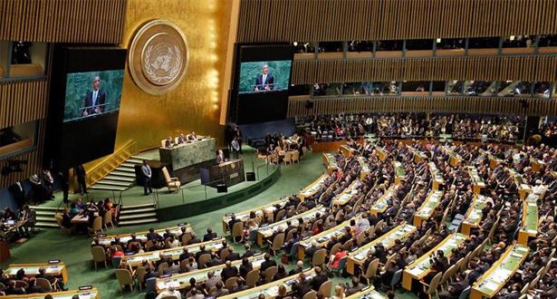 """الفلسطينيون يؤكدون في الأمم المتحدة أن أي ضمّ من جانب إسرائيل هو """"جريمة"""""""