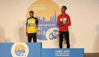 بطولة العالم البارالمبية لألعاب القوى .. المغرب يحرز ثلاث ميداليات