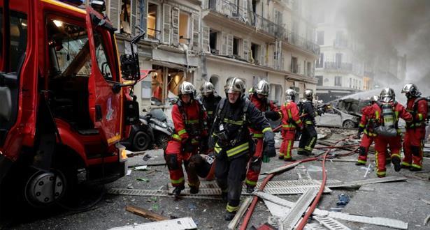 فرنسا.. قتيلان وعشرات الجرحى في انفجار باريس (حصيلة جديدة)
