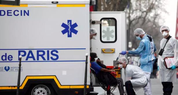 فرنسا تعلن عن 365 وفاة إضافية بفيروس كورونا المستجد