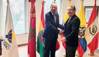 Le nouveau président du Parlement andin réaffirme le soutien de cette instance législative à l'intégrité territoriale du Maroc