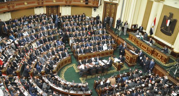 البرلمان المصري يوافق على مشروع تعديل الدستور