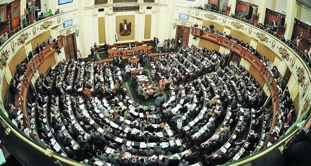 البرلمان المصري يوافق مبدئيا على تعديل الدستور