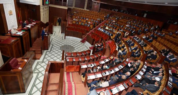 Chambre des représentants: Ouverture de la 2ème session législative le 10 avril prochain