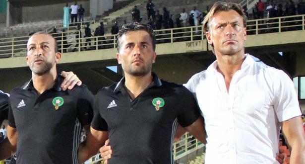 """Patrice Bommel : """"Le staff technique de la sélection marocaine va tirer les enseignements qui s'imposent de ces deux matchs amicaux"""""""