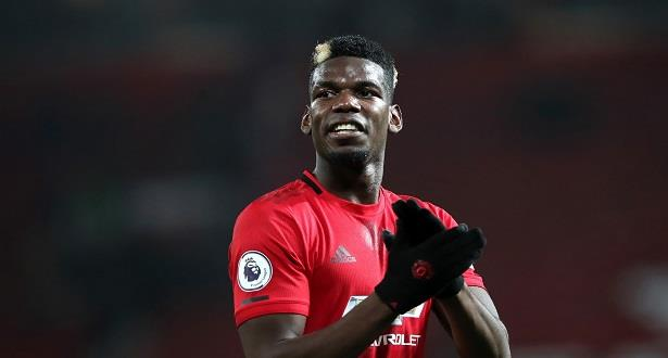 Paul Pogba restera à Manchester United jusqu'en 2022