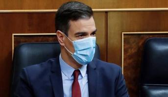بيدرو سانشيز: إسبانيا دخلت مرحلة بداية القضاء على الوباء